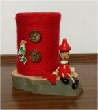 Portapenne Pinocchio